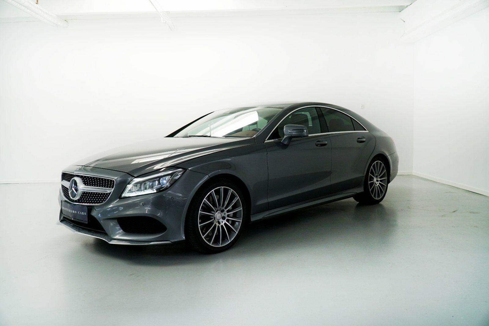 Mercedes CLS500 4,7 aut. 4-M 4d