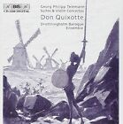 Suites and Violin Concertos Drottningholm Baroque Ensemble 7318590012260 CD