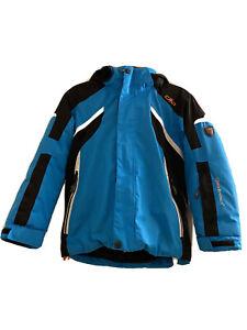 Crane Junior Snow Trousers 13-14 Years Teal Waterproof And Windproof BNWT.