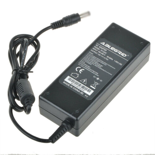 AC DC Adapter For Getac V200X V200 Rugged Laptop PC Battery Charger Cord Cable