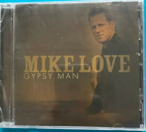Mike Love : Gypsy Man CD Made in Kansas 2012 Red Dirt Country Music