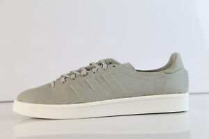 best website 19b61 3a35a Image is loading Adidas-Wings-Horns-WH-Campus-Sesame-Chalk-White-