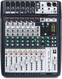 New-Soundcraft-Signature-10-USB-Mixer-Buy-it-Now-Make-Offer-Auth-Dealer