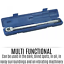 """thumbnail 6 - Kincrome 1/2"""" Drive Micrometer Car Torque Wrench Triple Scale Hand Tool MTW150F"""