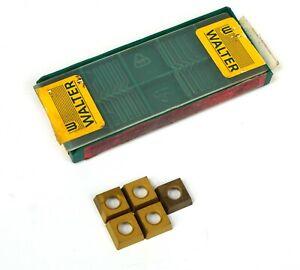 Qty Walter Valenite Tiger.Tec Carbide Inserts 10 NEW SPMT120408-F55 WAK25