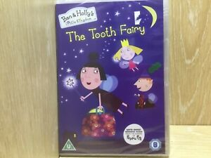 Ben-And-Holly-s-The-Tooth-Fairy-DVD-New-amp-Sealed