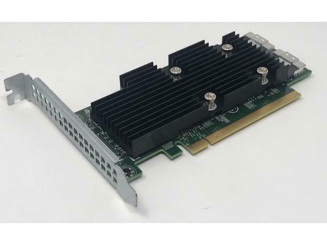 *** DELL 01YGFW R640 R740 R940 SERVER SSD NVMe PCIe EXTENDER CARD 1YGFW ***