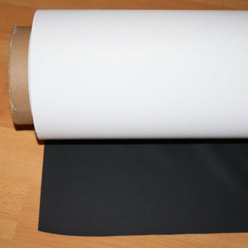Beamerleinwand Heimkino Präsentationsleinwand Projektionsleinwand Stoff Weiß