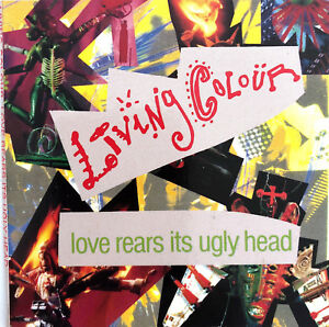 Living-Colour-CD-Single-3-034-Love-Rears-Its-Ugly-Head-Europe-EX-M