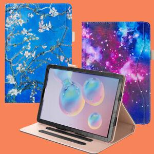 Per-Samsung-Galaxy-Tab-S6-Custodia-Premium-Smart-BOOK-STAND-cover-T860-T865
