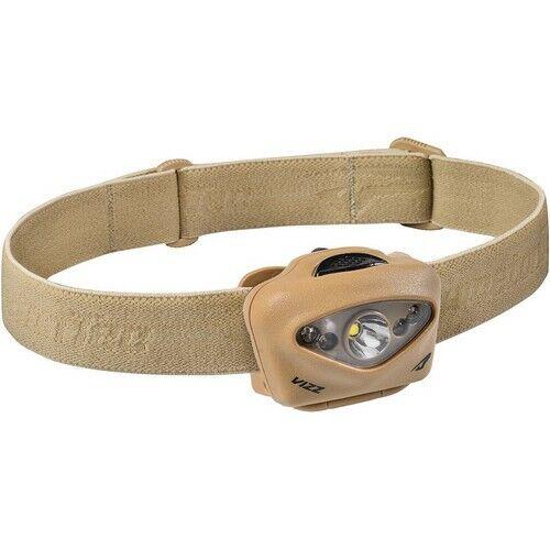 MPLS-II-3-sd PRINCETON TEC Tactical Headlamp,LED,Tan