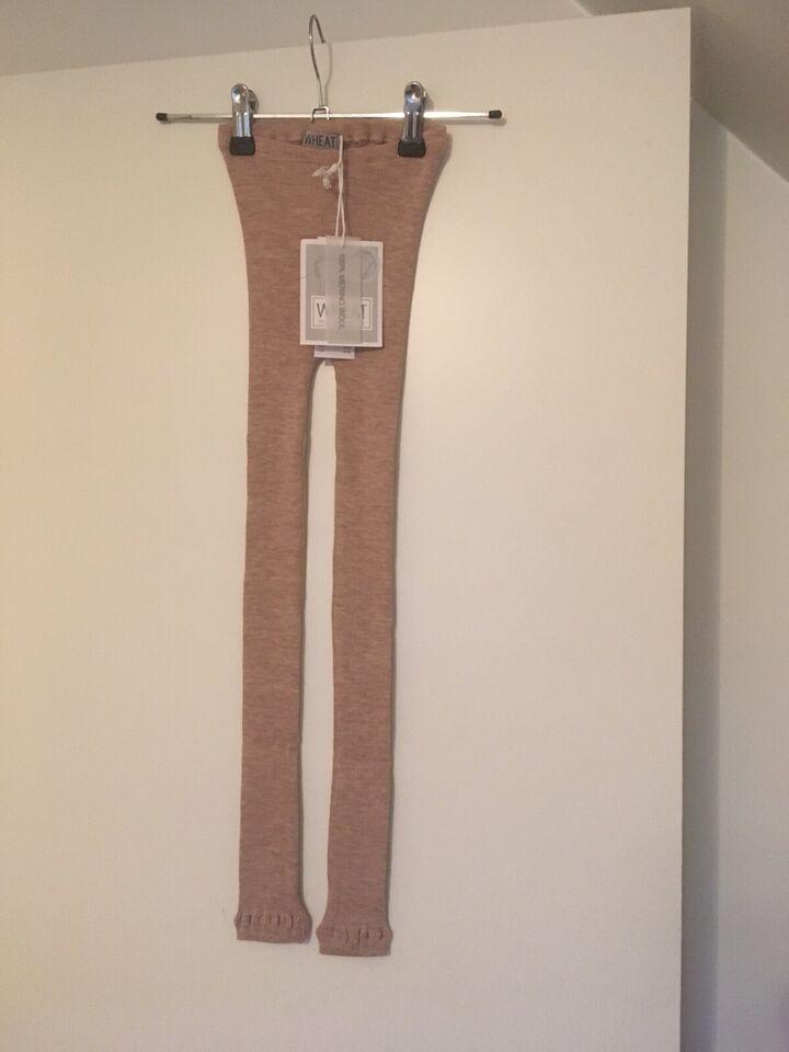 Leggings, Uld leggings, Wheat