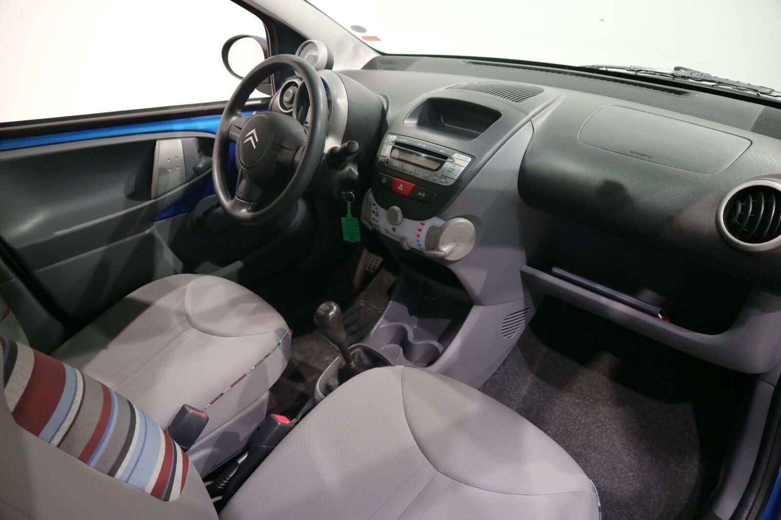 Citroën C1 1,0i Seduction - billede 9