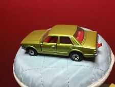 VINTAGE 1979 LESNEY MATCHBOX SUPERFAST #55-D FORD CORTINA IN VNM CONDITION