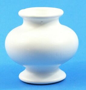Royal-Haeger-for-Restoration-Hardware-3-75-034-Vase-Creamy-Off-White-Pottery-EUC