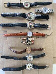 Vintage-disney-watch-lot