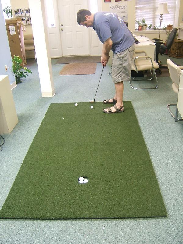 Putting Green Practice Matt Training Aid Putting Mat Putting Green Mats 3x12 mat