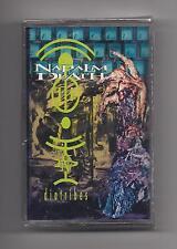 NAPALM DEATH - Diatribes SEALED rare 1995 Cassette Earache