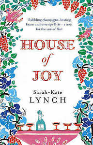 House-of-Joy-by-Sarah-Kate-Lynch-Paperback-New-Book