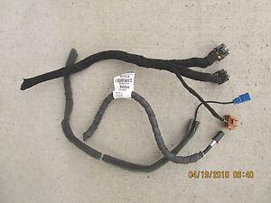 09 saturn vue xr 3 6l v6 sfi 4d suv gps navigation cd player wire  wire harness 2010 saturn vue #5