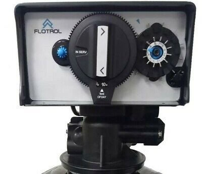 Flotrol Whole House Timer Backwash Filter Valve Compatible To