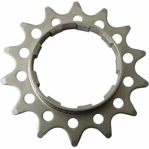 """3//32/"""" Point Single Speed Ritzel Steckkranz MIT Ring je 13//14//15//16//17//18 Z"""