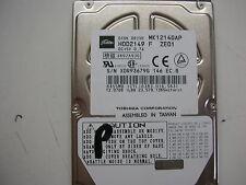 """Toshiba 12gb MK1214GAP FKN44B 2,5"""" IDE"""