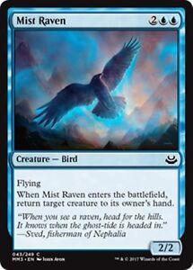 MIST-RAVEN-Modern-Masters-2017-MTG-Blue-Creature-Bird-Com
