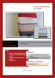 Guía PDF para máquina de punto a rock ms00601 Jeans