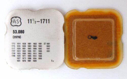 1713  date jumper  N.O.S. 11 1//2-1711  cal 2576 AS original parts Ref 53.080