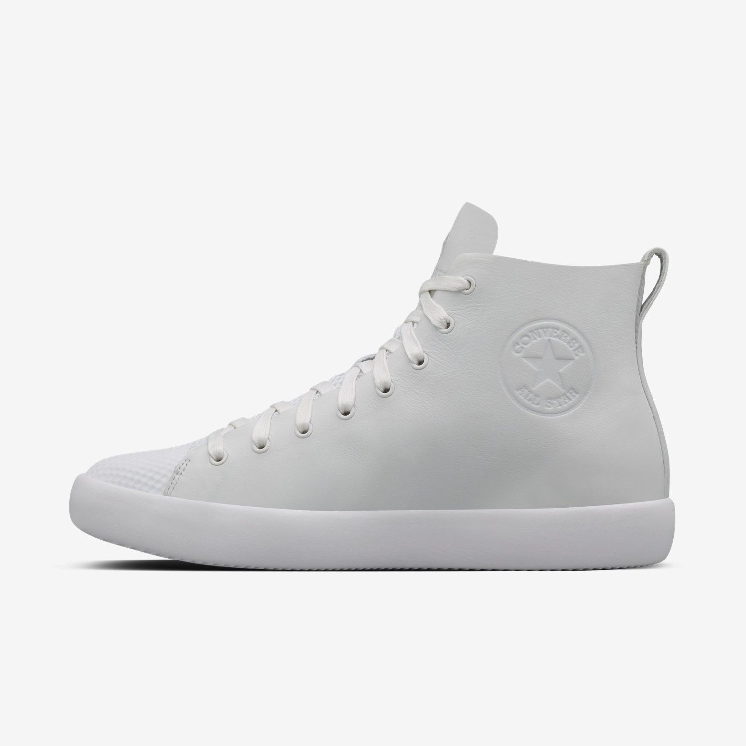 Nouveau Converse All Star moderne HTM Jack Purcell blanc taille 4 155023 C 894953 100