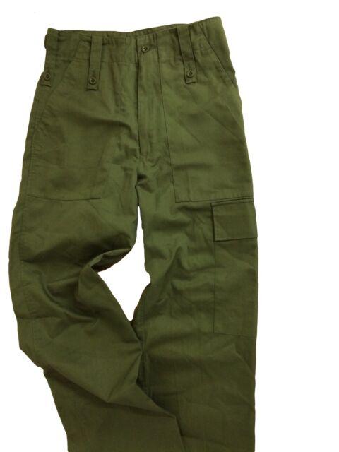 British Army Fatigue Trouser, Combat Trousers,Bdu Trouser