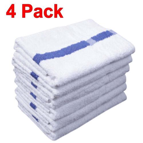 Premium Quality Towel Bathroom Bath Towels Sheet Blue Striped Holiday Beach Gym