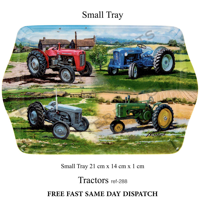 SMALL TRAY Tractors900