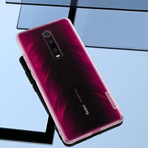 Pour-Xiaomi-Redmi-K20-K20-Pro-Nillkin-Nature-Slim-Transparent-Soft-TPU-Case-Cover