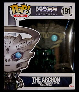 """6""""/15 Cm Funko Pop Mass Effect Andromeda The Archon Oversized Edition Husten Heilen Und Auswurf Erleichtern Und Heiserkeit Lindern"""