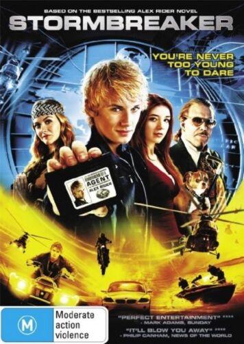 1 of 1 - Stormbreaker (DVD, 2007)