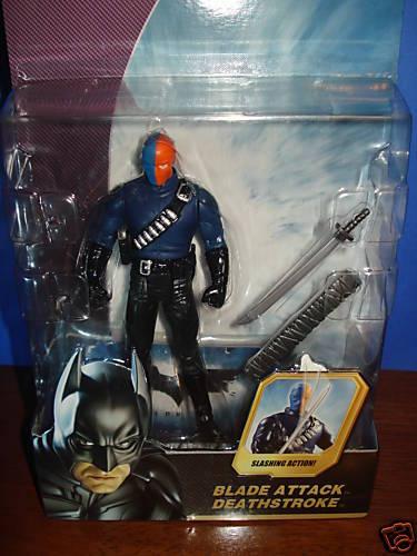 Batman Movie  The Dark Knight  DEATHSTROKE Figure