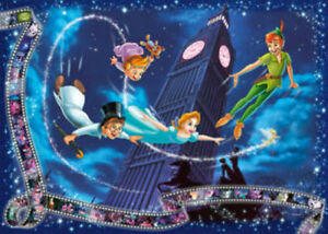 Ravensburger-Disney-1953-Peter-Pan-Collectors-Edition-1000-piece-Jigsaw-Puzzle