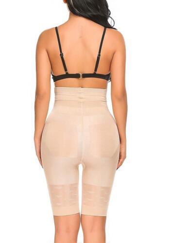 Tummy Control Shapewear Frauen Seamless Abnehmen Shaper Shorts Hohe Taille M9I0