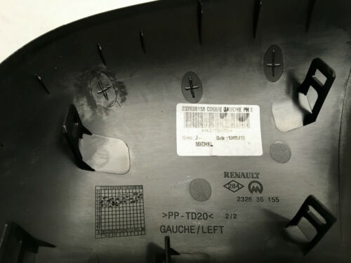 coquille sans peint RETROVISEUR RENAULT Kangoo 2 II//MERCEDES CITAN/_cote GAUCHE