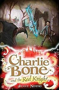 Charlie-Bone-and-the-Red-Knight-by-Nimmo-Jenny-ExLibrary