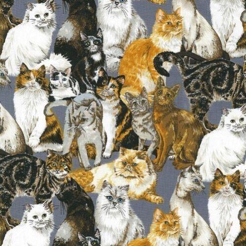 89790 Nutex Patchwork Tissu-Cats Corner