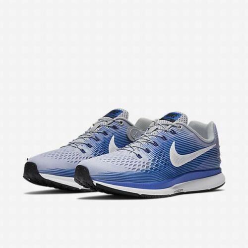 Men/'s Sizes 11-12 D Nike Air Zoom Pegasus 34 FlyEase Grey//White//Blue NEW!!!
