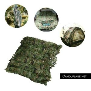 Mesh-Camouflage-Net-Military-Army-Car-Camo-Hide-Netting-Cover-Camping-EW