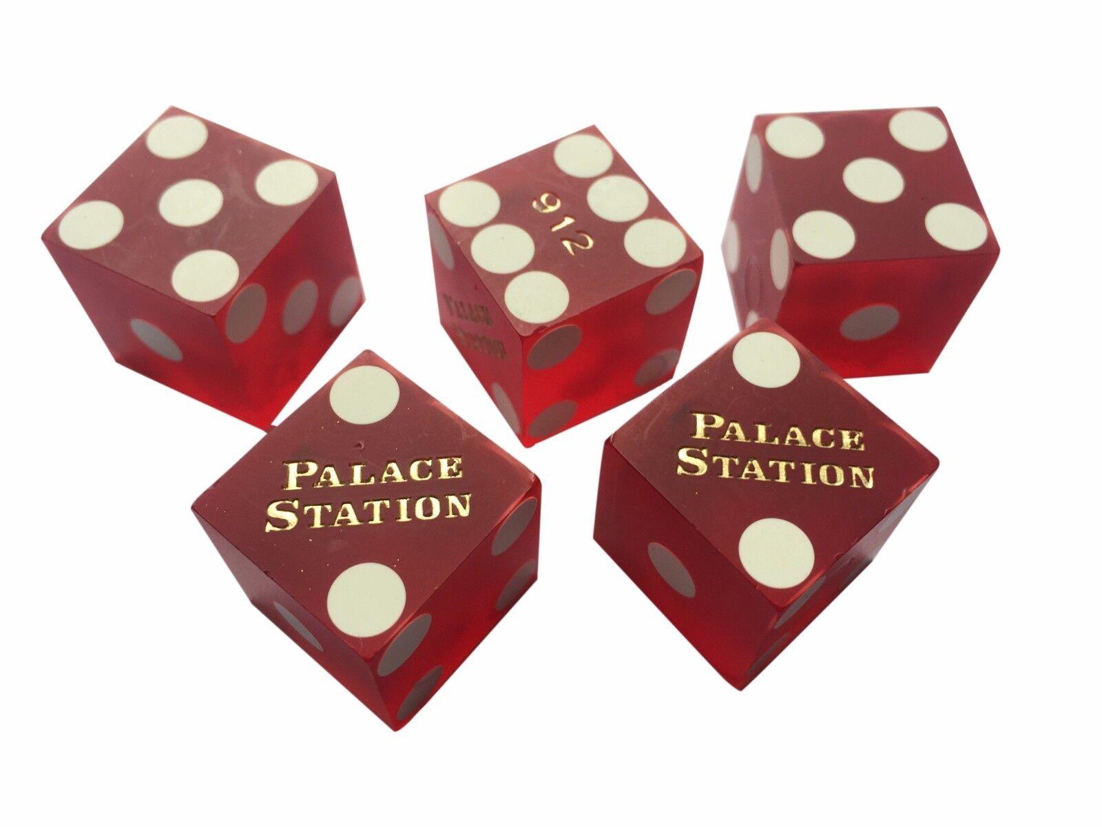Red Las vegas Casino Dice. Palace Station