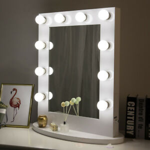 Chende Vanity Mirror With Lights For Dressing Table Hollywood Makeup