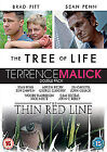 Tree Of Life / The Thin Red Line (DVD, 2012, 2-Disc Set)