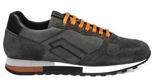 FRAU-2326-scarpe-uomo-pelle-camoscio-tessuto-sneakers-running-stringhe-casual