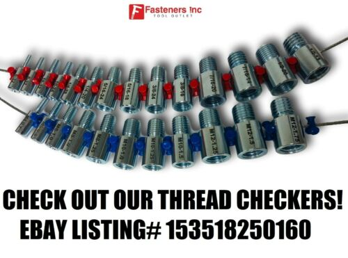 """Qty 25 1//4-20 x 1//2/"""" Stainless Steel Hex Cap Screw 304 Tap Bolt 18-8"""